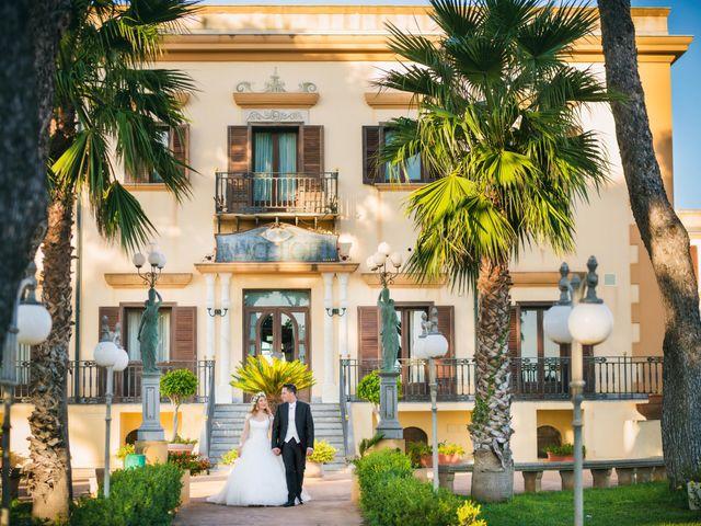 Il matrimonio di Sara e Agostino a Marsala, Trapani 27