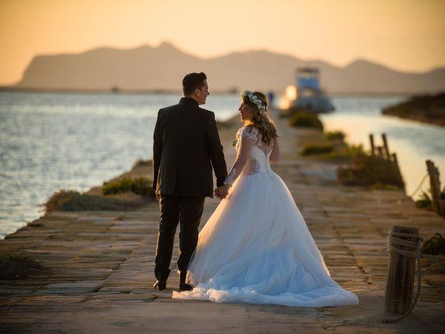Il matrimonio di Sara e Agostino a Marsala, Trapani 28