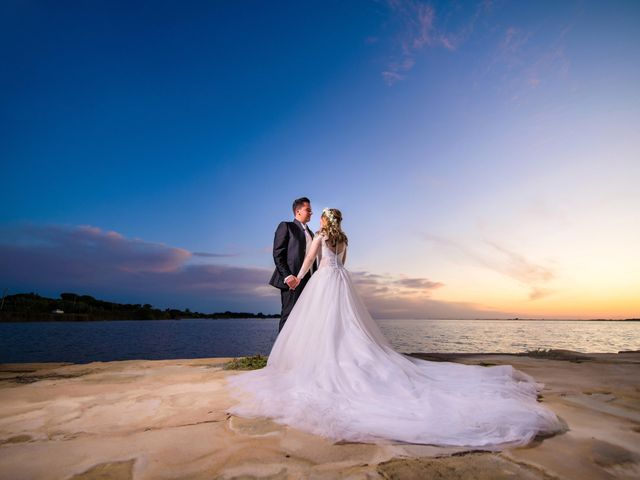 Il matrimonio di Sara e Agostino a Marsala, Trapani 29