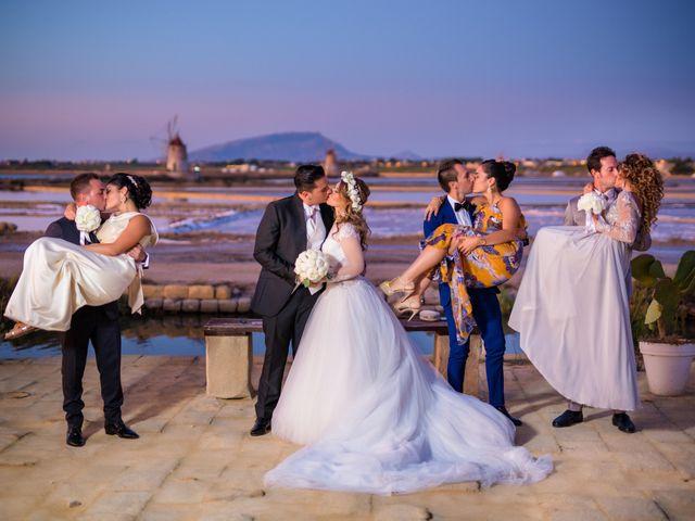 Il matrimonio di Sara e Agostino a Marsala, Trapani 31