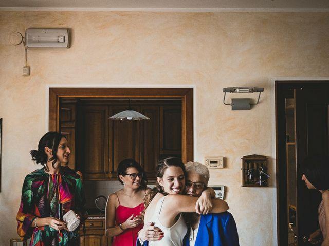 Il matrimonio di Andrea e Sara a Busto Garolfo, Milano 9