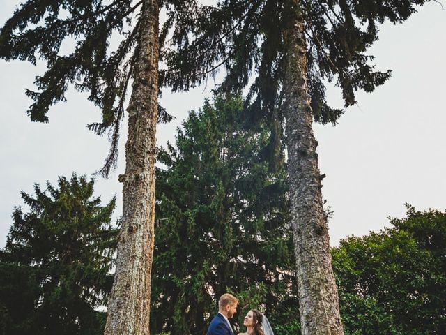 Il matrimonio di Andrea e Sara a Busto Garolfo, Milano 14