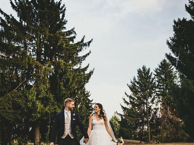Il matrimonio di Andrea e Sara a Busto Garolfo, Milano 15