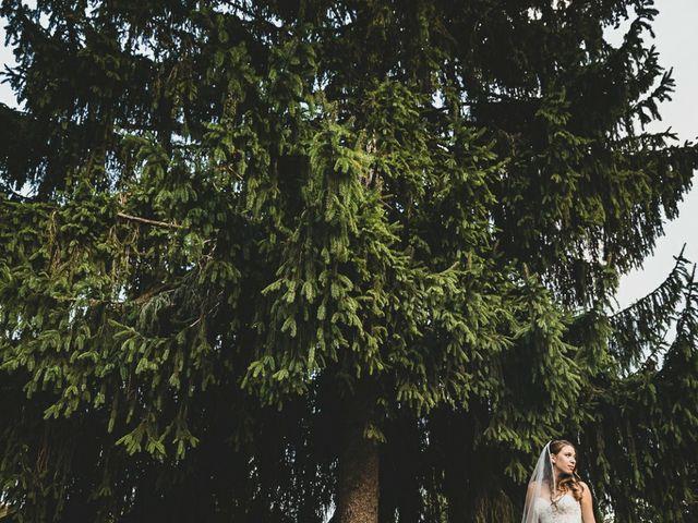 Il matrimonio di Andrea e Sara a Busto Garolfo, Milano 17