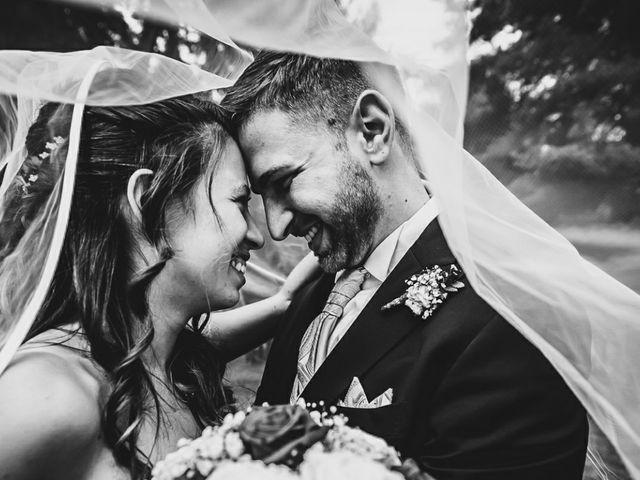 Il matrimonio di Andrea e Sara a Busto Garolfo, Milano 18