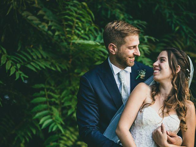 Il matrimonio di Andrea e Sara a Busto Garolfo, Milano 20