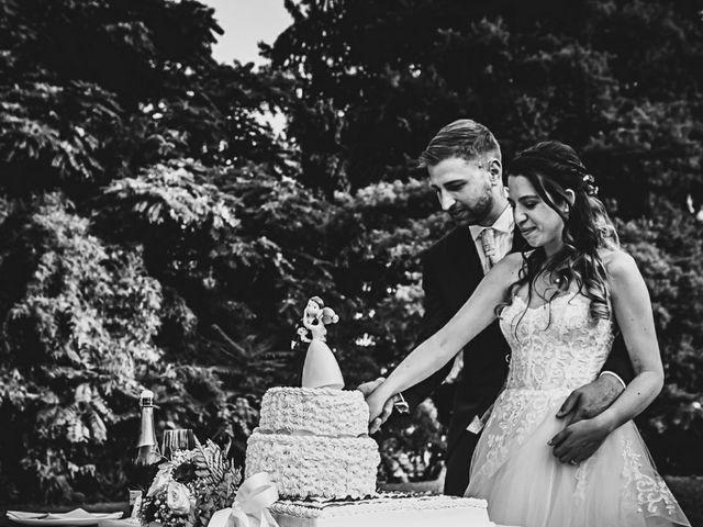 Il matrimonio di Andrea e Sara a Busto Garolfo, Milano 24