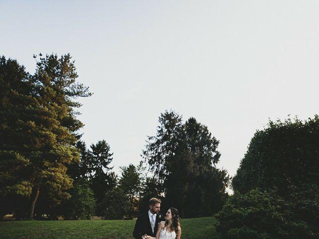 Il matrimonio di Andrea e Sara a Busto Garolfo, Milano 25