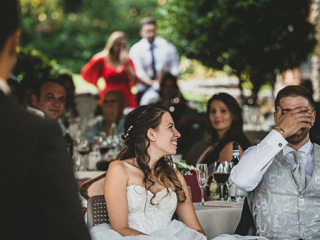 Il matrimonio di Andrea e Sara a Busto Garolfo, Milano 31