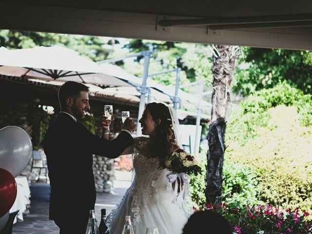 Il matrimonio di Andrea e Sara a Busto Garolfo, Milano 43