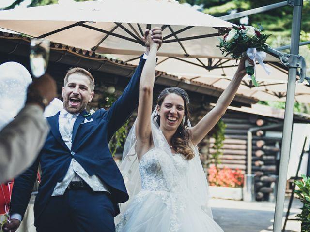 Il matrimonio di Andrea e Sara a Busto Garolfo, Milano 44