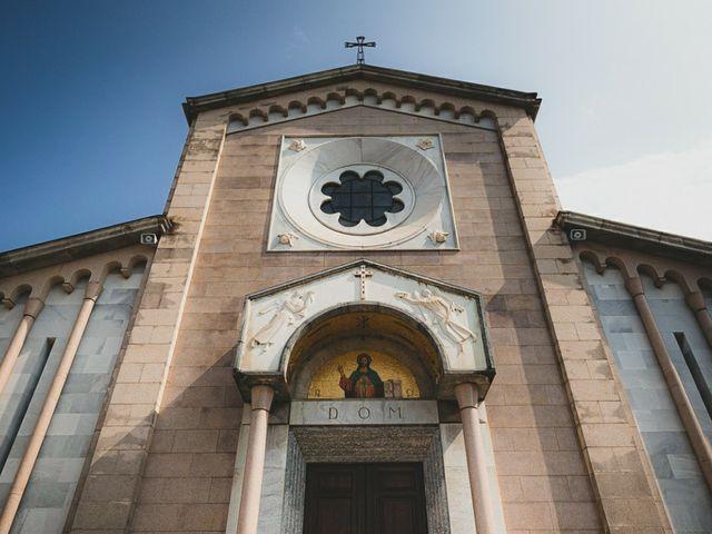 Il matrimonio di Andrea e Sara a Busto Garolfo, Milano 46