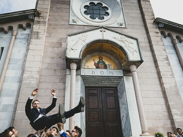 Il matrimonio di Andrea e Sara a Busto Garolfo, Milano 51