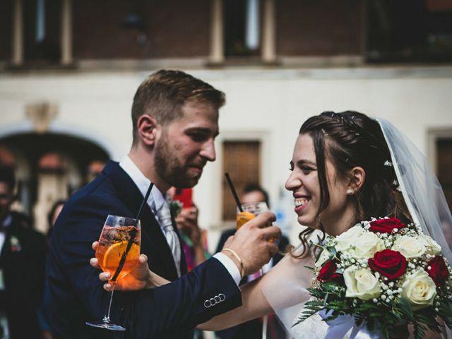 Il matrimonio di Andrea e Sara a Busto Garolfo, Milano 52