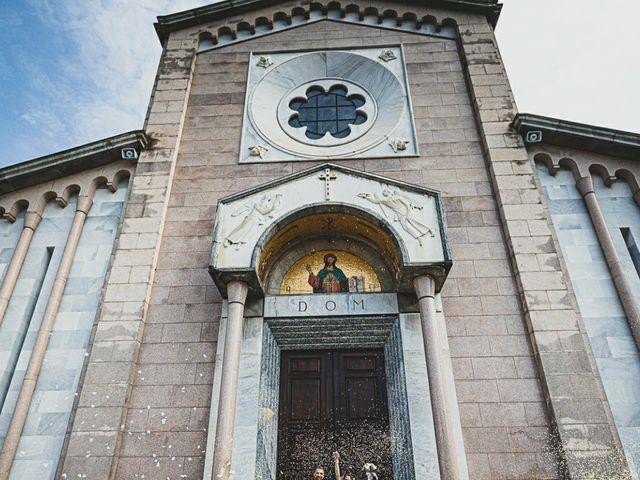 Il matrimonio di Andrea e Sara a Busto Garolfo, Milano 53