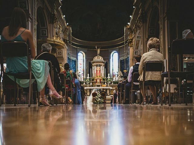 Il matrimonio di Andrea e Sara a Busto Garolfo, Milano 55