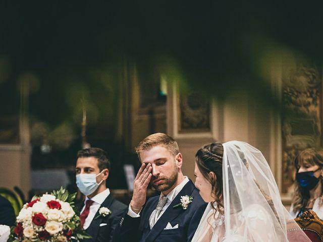 Il matrimonio di Andrea e Sara a Busto Garolfo, Milano 59