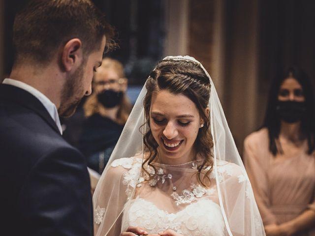 Il matrimonio di Andrea e Sara a Busto Garolfo, Milano 63
