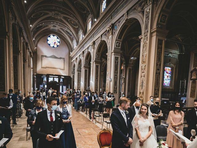 Il matrimonio di Andrea e Sara a Busto Garolfo, Milano 67