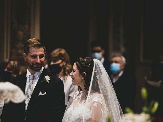 Il matrimonio di Andrea e Sara a Busto Garolfo, Milano 69