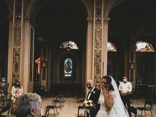 Il matrimonio di Andrea e Sara a Busto Garolfo, Milano 72
