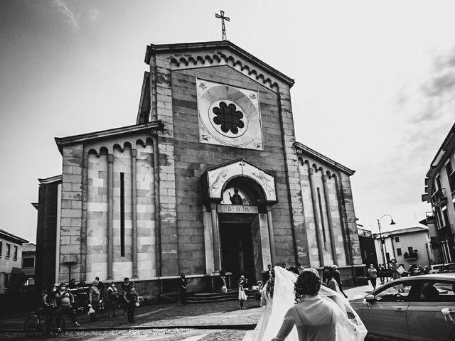 Il matrimonio di Andrea e Sara a Busto Garolfo, Milano 73