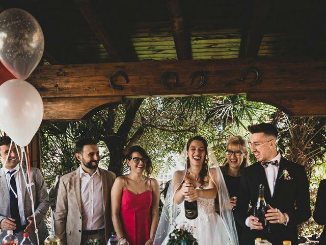 Il matrimonio di Andrea e Sara a Busto Garolfo, Milano 80