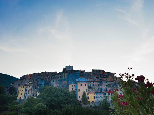 Il matrimonio di Corrado e Sabrina a Ameglia, La Spezia 2