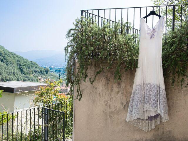 Il matrimonio di Corrado e Sabrina a Ameglia, La Spezia 5