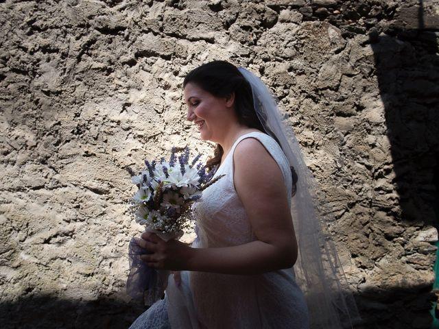 Il matrimonio di Corrado e Sabrina a Ameglia, La Spezia 9