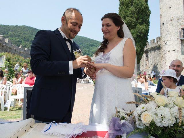 Il matrimonio di Corrado e Sabrina a Ameglia, La Spezia 11