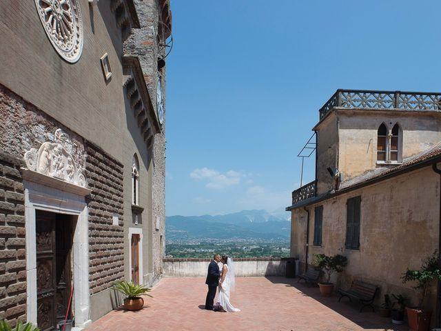 Il matrimonio di Corrado e Sabrina a Ameglia, La Spezia 15