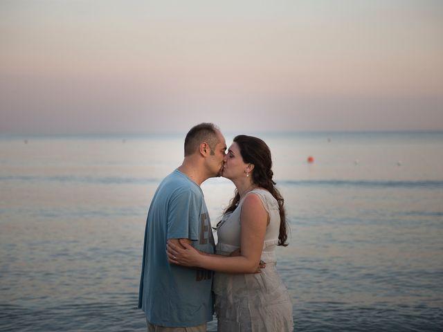 Il matrimonio di Corrado e Sabrina a Ameglia, La Spezia 17