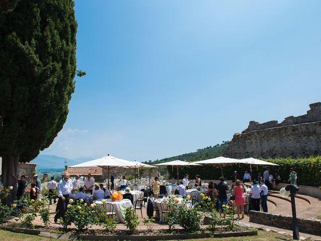 Il matrimonio di Corrado e Sabrina a Ameglia, La Spezia 27
