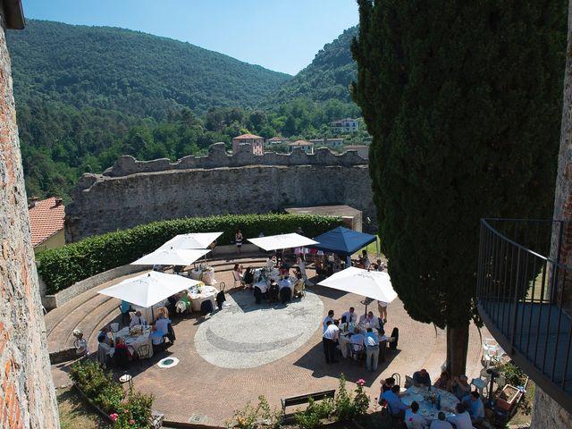 Il matrimonio di Corrado e Sabrina a Ameglia, La Spezia 29