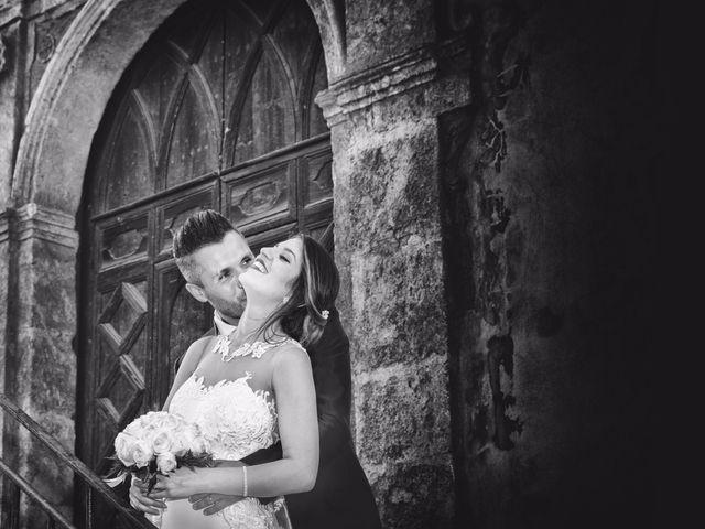 le nozze di Cinzia e Salvatore