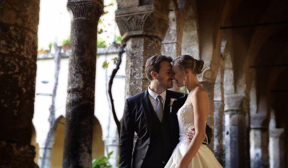 Il matrimonio di Mario e Mary a Sorrento, Napoli