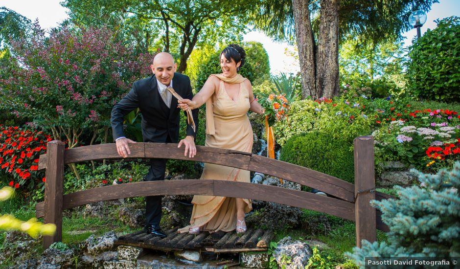 Il matrimonio di Massimo e Loredana a Odolo, Brescia