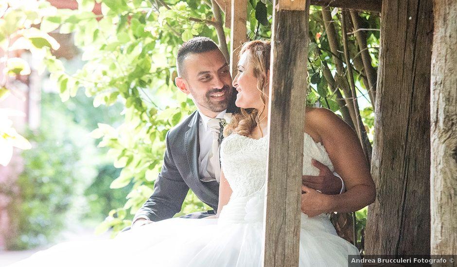 Il matrimonio di Matteo e Veronica a Labico, Roma
