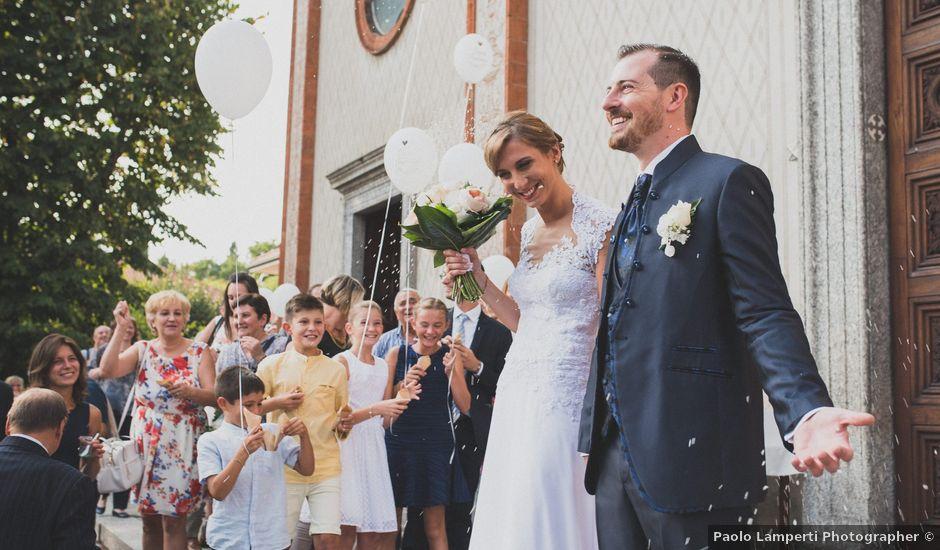 Il matrimonio di Francesco e Valeria a Senago, Milano