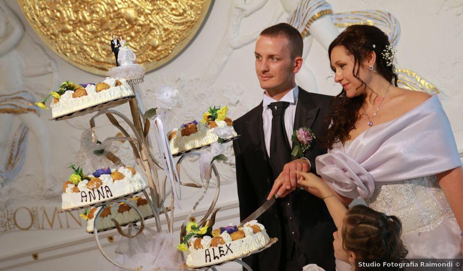 Il matrimonio di Alex e Anna a Costa di Rovigo, Rovigo