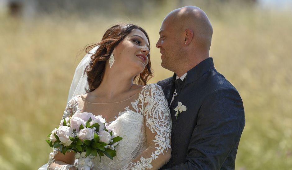 Il matrimonio di Fabio e Fabio e Antonella  a Foggia, Foggia