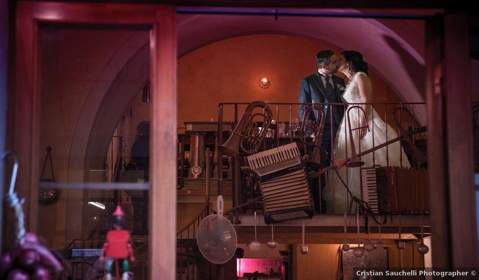 Il matrimonio di Giuseppe e Martina a Prato, Prato
