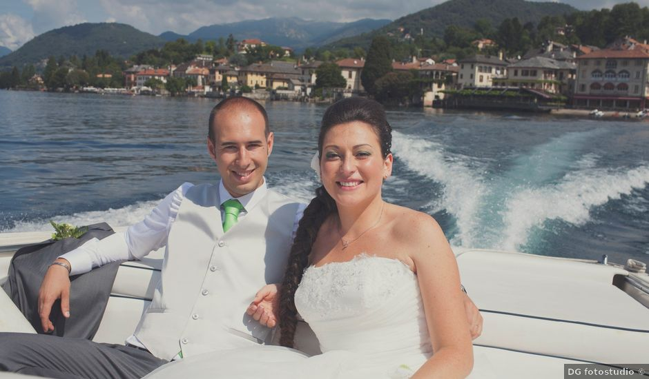 Il matrimonio di Marco e Federica a Orta San Giulio, Novara