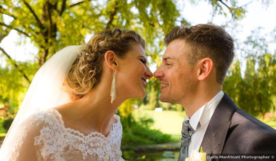 Il matrimonio di Fabio e Lara a Valeggio sul Mincio, Verona