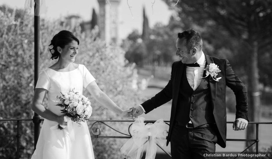 Il matrimonio di Daniele e Alice a Capriva del Friuli, Gorizia
