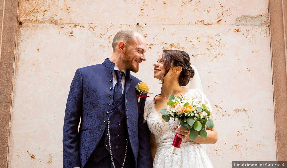 Il matrimonio di Fabio e Sabina a Castelfidardo, Ancona