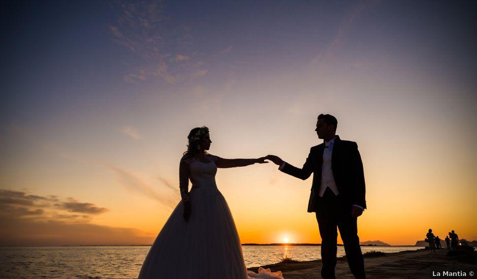 Il matrimonio di Sara e Agostino a Marsala, Trapani