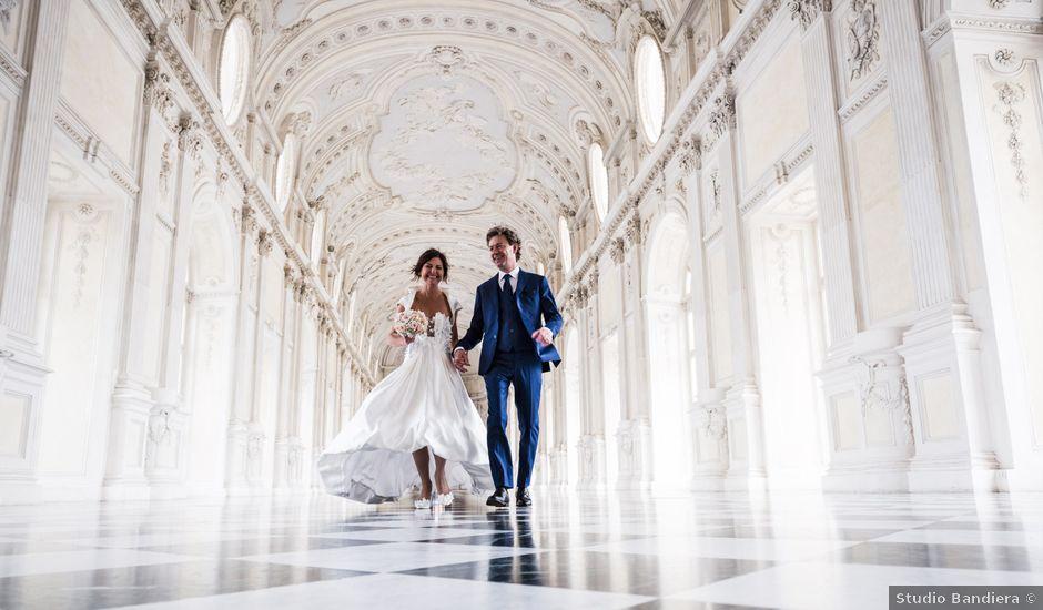 Il matrimonio di Daniele e Lisa a Torino, Torino