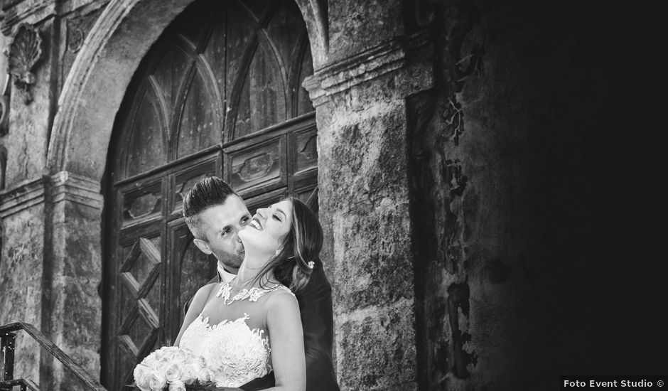 Il matrimonio di Salvatore e Cinzia a Agrigento, Agrigento